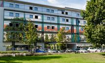 Patienten Besucher Im Klinikum St Georg In Leipzig St Georg