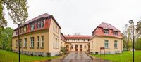 Die Isolierstation im Klinikum St .Georg in Leipzig